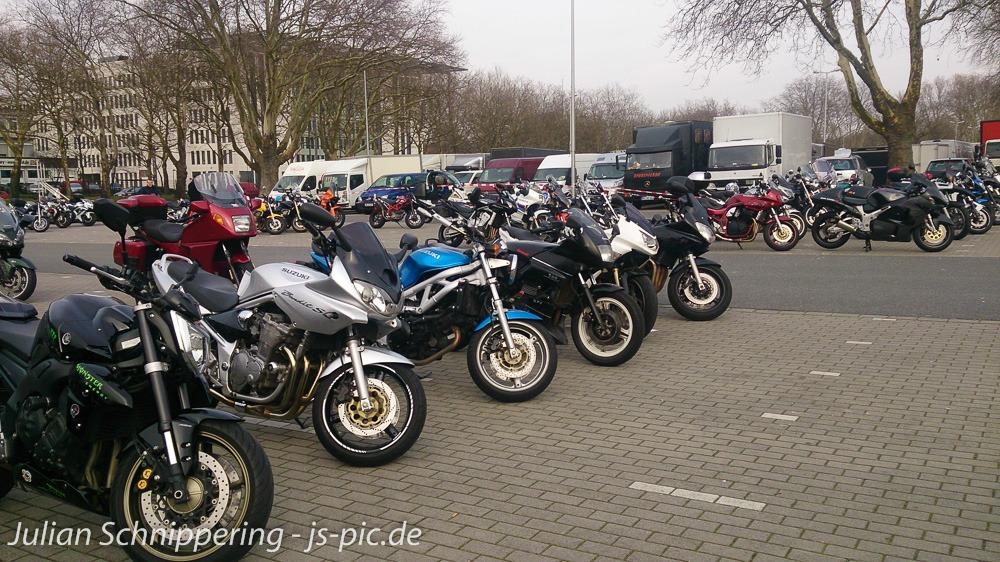 Motorradmesse Dortmund 2014