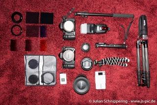 Mein Foto Reise Gepäck und meine Transportmöglichkeiten…