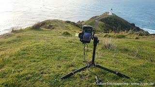 4 Tage fotografieren am Cape Reinga, Neuseelands nördlichster Punkt & how to